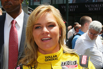 Sarah Fisher Indy 500 Photo Opportunity & Media Availability