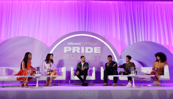Billboard And The Hollywood Reporter Pride Summit