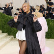 Indya Moore The 2021 Met Gala Celebrating In America: A Lexicon Of Fashion - Arrivals