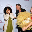 Indya Moore GBK Productions And WEN Presents A Luxury Lounge For TV's Top Talent