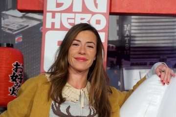 Ines Sainz 'Big Hero 6' Premieres in Madrid