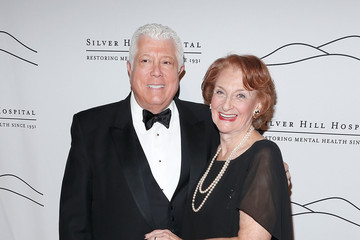 Inez Weinstein Arrivals at the Silver Hill Hospital Gala
