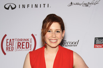 Vanessa Bayer Infiniti Presents The (RED) Supper To Launch EAT (RED) DRINK (RED) SAVE LIVES