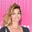 Ingrid Chauvin 'Killing Eve' and 'When Heroes Fly' Pink Carpet Arrivals - The 1st Cannes International Series Festival