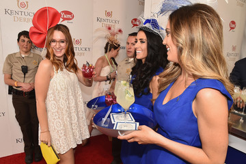 Ingrid Michaelson The GREY GOOSE Lounge at the 142nd Running of the Kentucky Derby