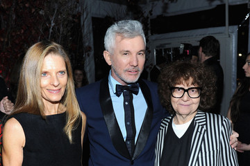 Ingrid Sischy 'Baz Dazzled' Holiday Window Unveiling Dinner