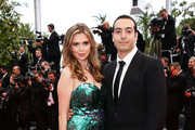 Carly Steel and Mohammed Al Turki Photos Photo