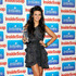 Actress Michelle Keegan with her Sexiest Female award at the Inside Soap Awards 2011 at Gilgamesh on September 26, 2011 in London, England.