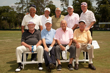 Gary Player Lee Trevino Insperity Championship - Round Two