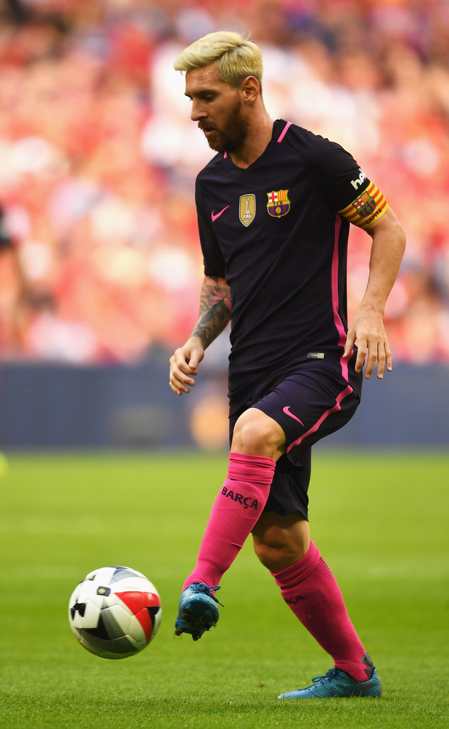 Lionel Messi Photos - International Champions Cup ...