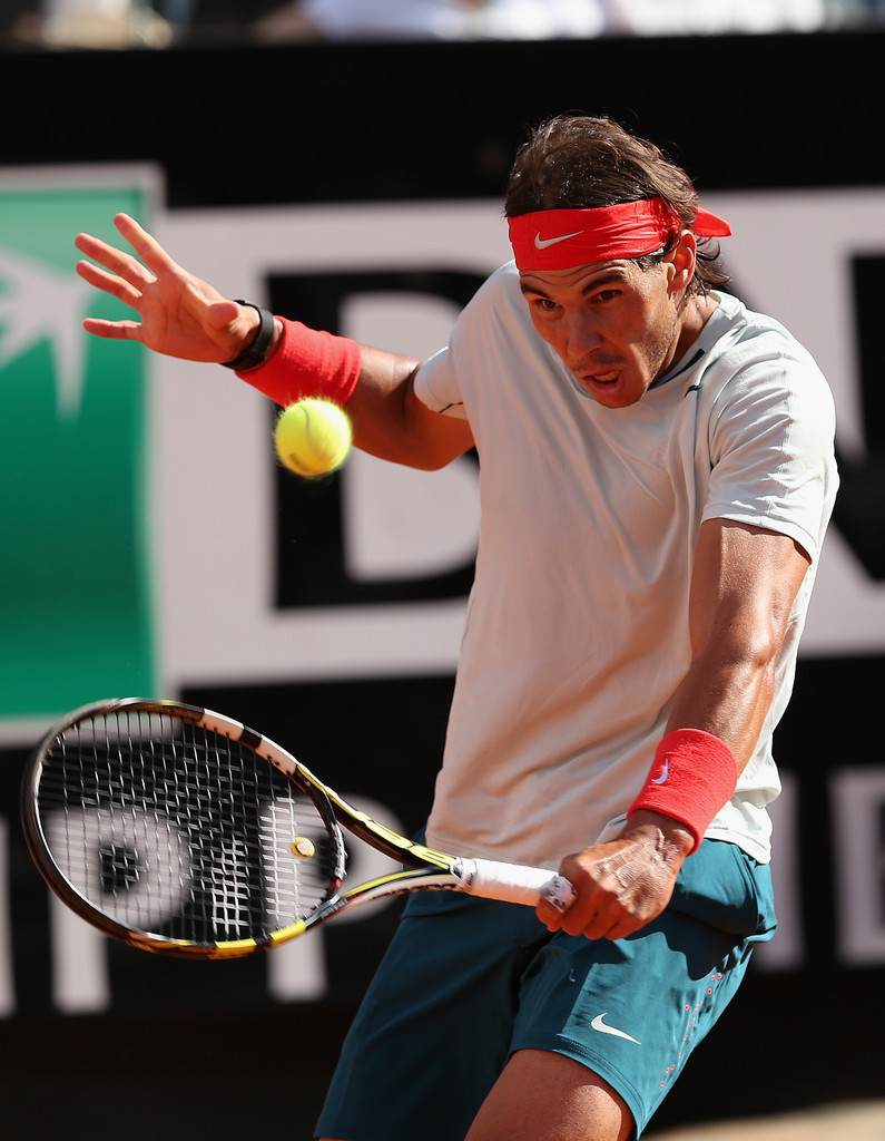 Rafael Nadal - Rafael Nadal Photos - The Internazionali ...
