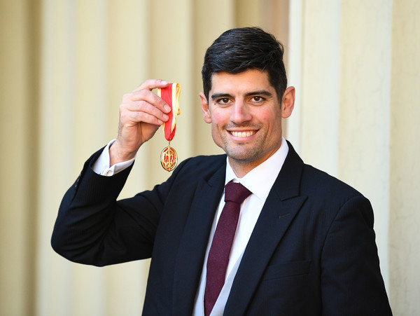 Investitures At Buckingham Palace 2019