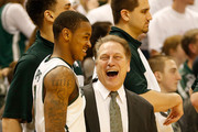 Tom Izzo and Keith Appling Photos Photo