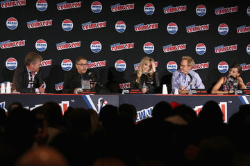 Ira Ungerleider Andree Vermeulen TNT Press Hours, Signings and Panels at New York Comic Con