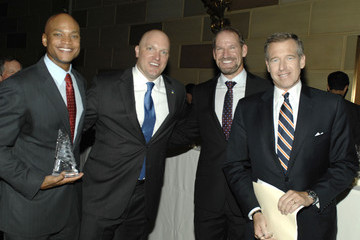 Brian Williams Iraq And Afghanistan Veterans Of America Hosts Annual Heroes Gala
