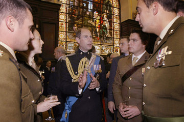 Prince Edward Iraq Service Of Commemoration Is Held Marking The End Of Combat In Iraq