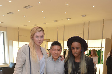 Ireland Baldwin Barneys New York Hosts Thakoon In Beverly Hills To Celebrate His 10th Anniversary Capsule Collection