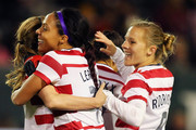 Amy Rodriguez and Sydney Leroux Photos Photo