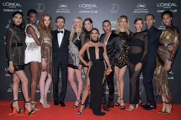 Irina Shayk Gala 20th Birthday of L'Oreal in Cannes - The 70th Annual Cannes Film Festival