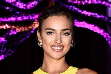 Irina Shayk The Front Row at Atelier Versace for Paris Fashion Week