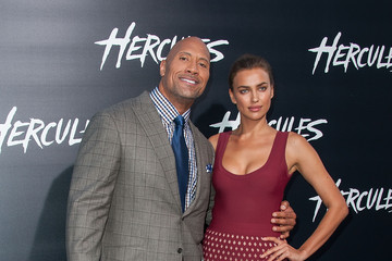 Irina Shayk 'Hercules' Premieres in Hollywood — Part 2