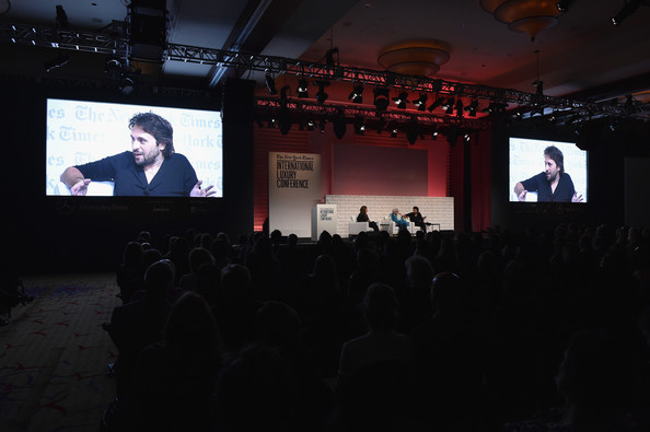 The New York Times International Luxury Conference: Day 3