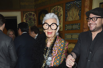 Iris Apfel 'Always At The Carlyle' Premiere Presented By Moet & Chandon