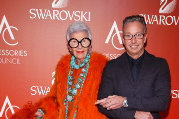 Iris Apfel 19th Annual Accessories Council ACE Awards - Arrivals