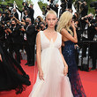 Iris Law 'Invisible Demons' Red Carpet - The 74th Annual Cannes Film Festival