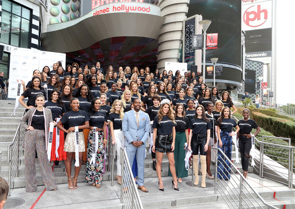 Planet Hollywood Resort & Casino Welcomes Miss Universe Contestants to Las Vegas
