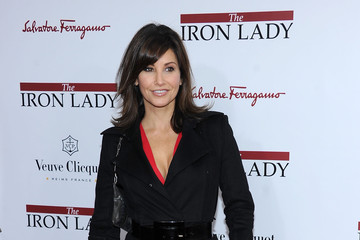 """Gina Gershon """"The Iron Lady"""" New York Premiere - Arrivals"""