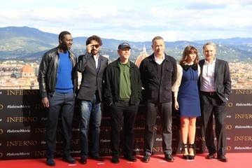 Irrfan Khan 'Inferno' Photocall in Florence