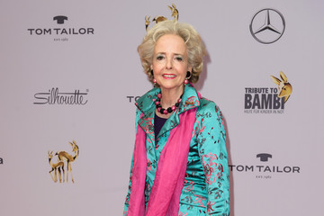 Isa Graefin von Hardenberg Arrivals at the Tribute to Bambi