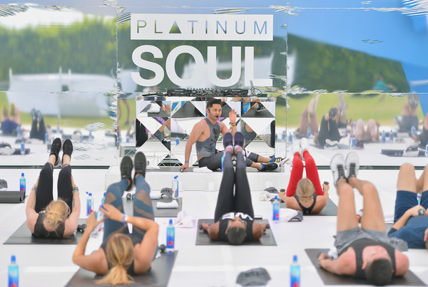 American Express Platinum House at the Parker Palm Springs 2018 []