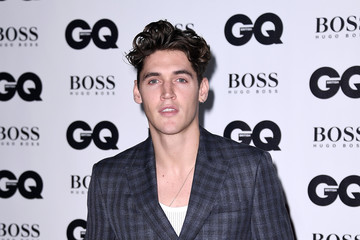 Isaac Carew GQ Men of The Year Awards - Red Carpet Arrivals