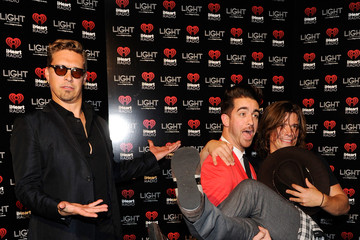 Isaac Hanson iHeartRadio Music Festival - Day 2 - Official Closing Party At The Light