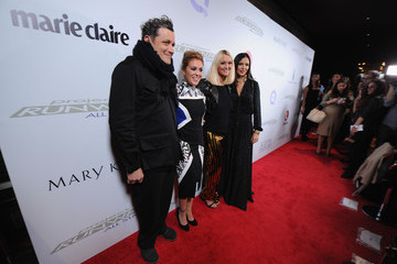 Isaac Mizrahi Inside the 'Project Runway' Premiere Party