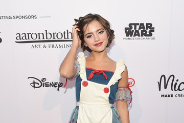 Isabela Moner Dream Halloween 2017 Costume Party Benefitting Starlight Children's Foundation on October 21 in Los Angeles Presented by Michaels and Aaron Brothers - Red Carpet