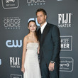 Isabella Justice Hartley 25th Annual Critics' Choice Awards - Arrivals