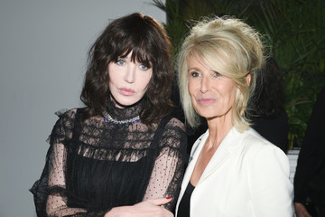 Isabelle Adjani Dior Dinner Arrivals - The 71st Annual Cannes Film Festival