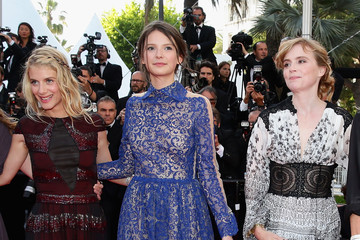 "Isabelle Carre ""The Homesman"" Premiere - The 67th Annual Cannes Film Festival"