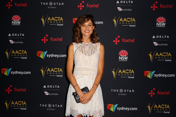 Isabelle Cornish 7th AACTA Awards Presented by Foxtel | Industry Luncheon - Red Carpet