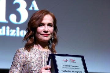 Isabelle Huppert Instant Views - Rome Film Fest 2018