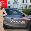Isabelle Huppert Lexus at The 78th Venice Film Festival - Day 1