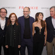 "Isabelle Huppert ""Frankie"" New York Screening"