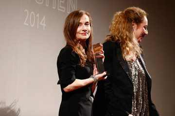 Isabelle Huppert Isabelle Huppert Honored in Munich