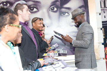 Isaiah Johnson Jennifer Hudson's Final Performance in 'The Color Purple' on Broadway