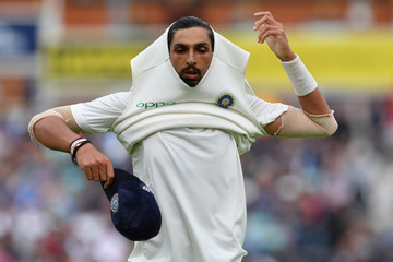 Ishant Sharma England vs. India: Specsavers 5th Test - Day Two