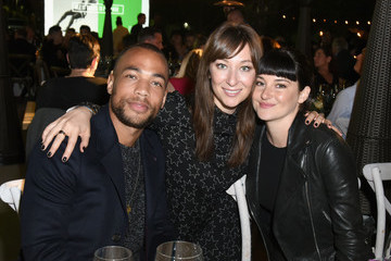 Isidora Goreshter Stars Attend The All It Takes Lasting Legacy Event At The Headquarters Of Earth Friendly Products (ECOS) To Celebrate Youth Leadership