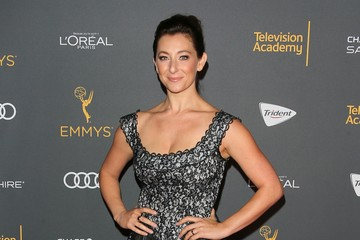 Isidora Goreshter The Television Academy Hosts Reception for Emmy-Nominated Performers - Arrivals